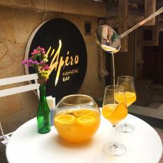 Відкриття L'Apero канапас бару
