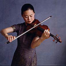 Концерт за участі Мідорі Гото