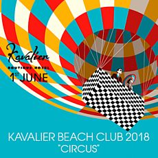 Відкриття Kavalier Beach Club – Circus 2018