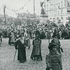 Розповідь Ярослава Бишкевича «З історії святкування Дня Львова»