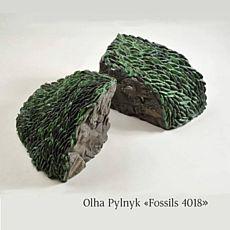 Виставка Ольги Пильник «Скам`янілості 4018»