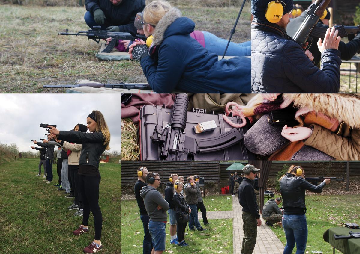 Відкритий стрілецький тренінг у Польщі від ArmTac Group