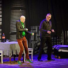 Шоу-імпровізація «Інтим не пропонувати» від театру «Чорний квадрат»