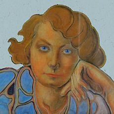 Тематична екскурсія «Пензлями жіночої душі. Творчість українських художниць ХХ ст.»