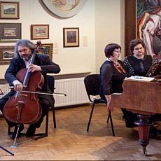 Концерт віолончельної музики Василя Барвінського