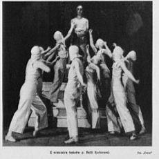 Лекція Малогожати Радкевіч «Жінки у львівському авангарді: живопис, танець, фотографія»