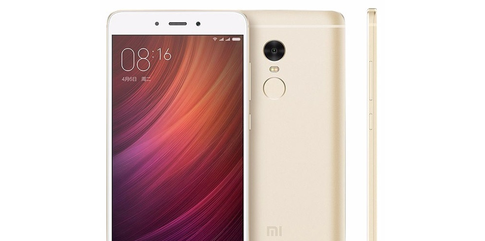 Хiaomi redmi note 4x