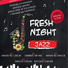 Fresh Night Jazz