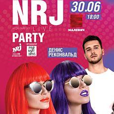 NRJ Live Party - НеАнгели та Денис Реконвальд