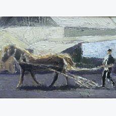 Виставка живопису Петра Сипняка «12 ознак малої Батьківщини»