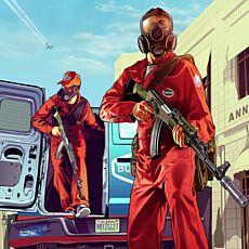 Вечірка Grand Theft Auto Theme