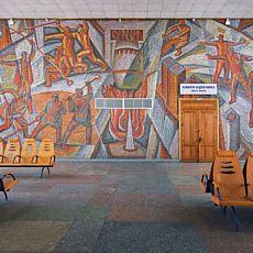 Презентація книги і фотопроекту «Декомунізовані: Мозаїки в публічному просторі України»
