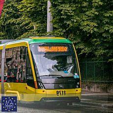 Екскурсія-поїздка «Історія створення першого українського низькопідлогового трамваю»