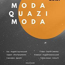 Концерт проекту «ModaQuazimoda»