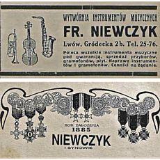 Лекція «Ф.Нєвчик – родоначальник династії майстрів музичних інструментів»