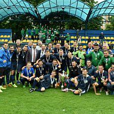 Поєдинки проміжного етапу Кубку регіонів УЄФА
