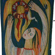 Виставка «Стефанія Шабатура. Ткацтво, живопис, графіка»