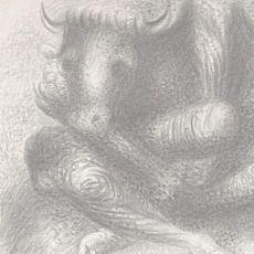 Виставка «Євген Лисик. Μινώταυρο»