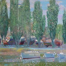 Виставка живопису Оксани Криничної «Відображення»