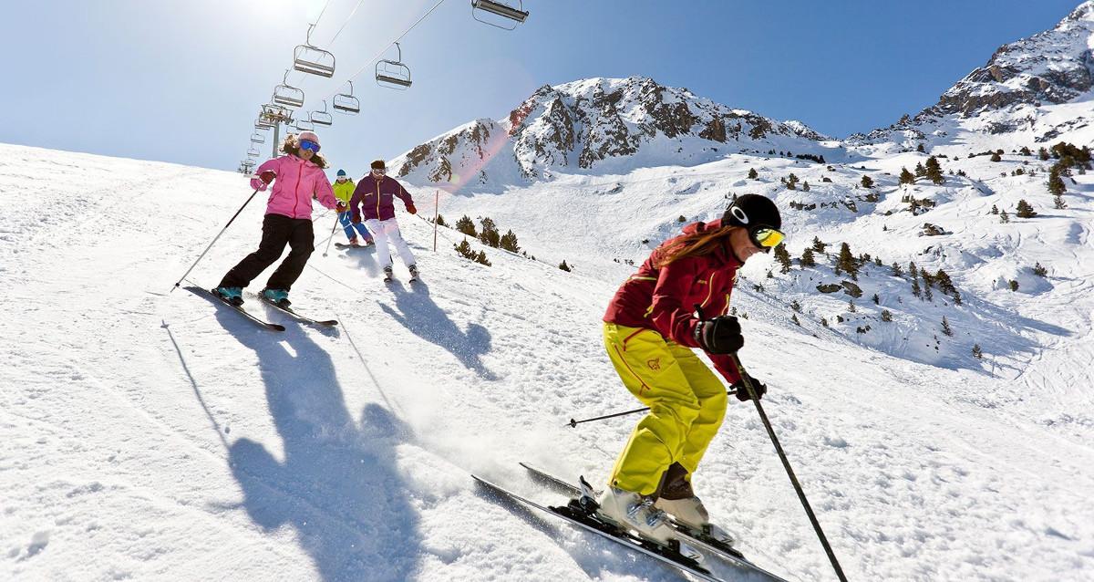 5 причин провести зимові канікули в Андоррі