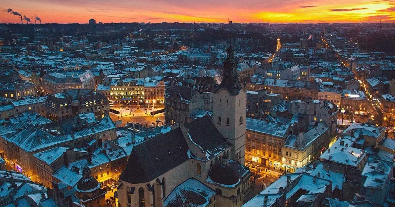 Підбірка кращих подій Львова