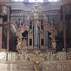 Екскурсії хорами Гарнізонного храму