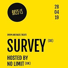 Вечірка Bass:is x Survey (DE)