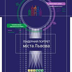 Презентація дослідження «Ґендерний портрет міста Львова»