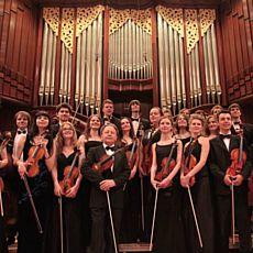 Концерт 60-річчя створення Львівського камерного оркестру «Академія»