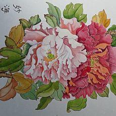 Виставка Марини Крижанської «Акварельна весна»