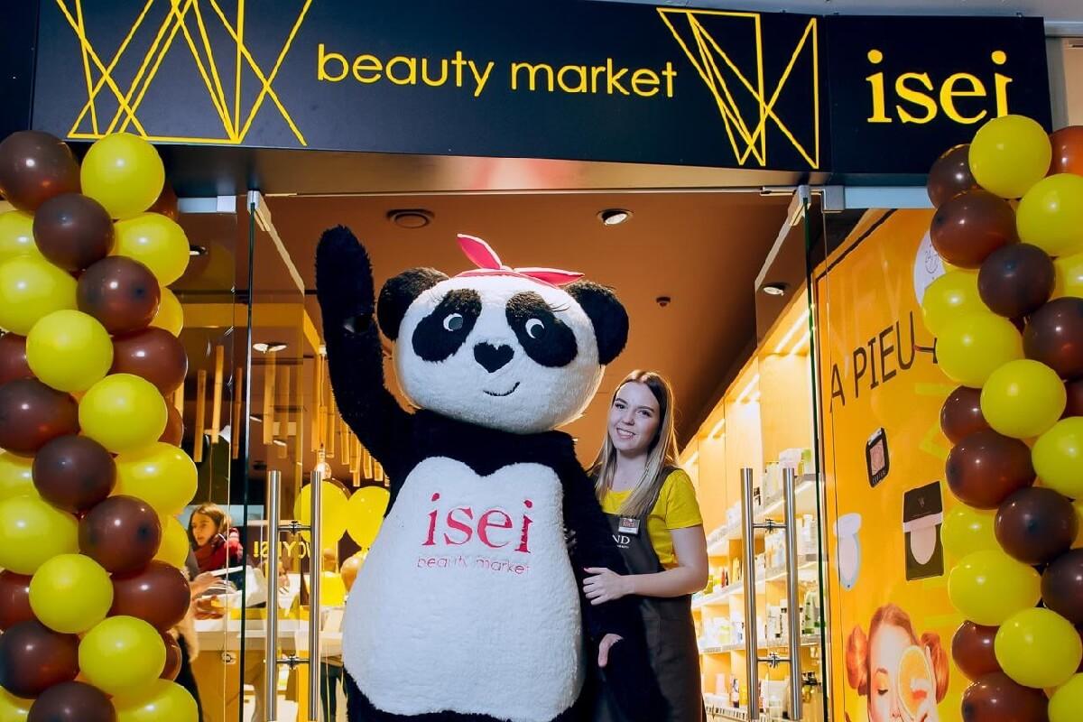 Відкриття Beauty Market Isei у Львові