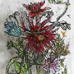 Виставка «Занурення у квіти» Ірини Токарської