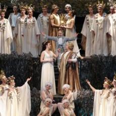 Опера «Орфей і Еврідіка»