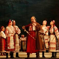 Опера «Запорожець за Дунаєм» - Львівська опера