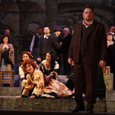 Опера «Cavalleria rusticana» - Львівська опера