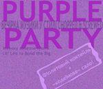 Вечірка «Purple Party»