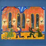 Виставка живопису «Барви барокової музики»