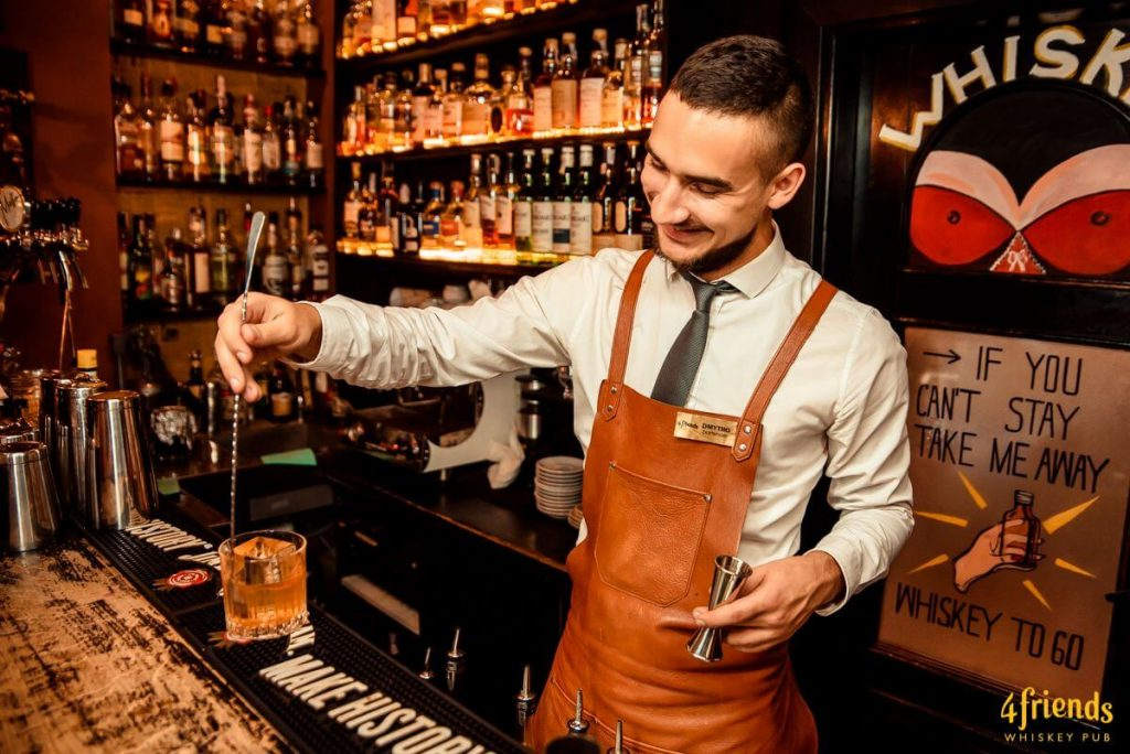 Віскі паб 4friends Whiskey Pub