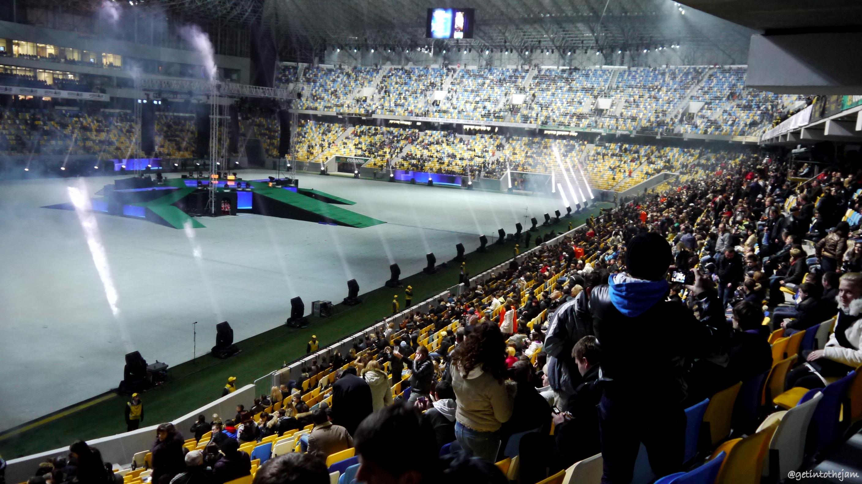 Відкриття стадіону Львів Арена (фото та відео)