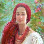Виставка живопису Катерини Білетіної «Український портрет початку ХХІ століття»
