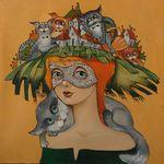 Виставка живопису Ольгі Володарської-Іщук