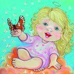 Виставка живопису Наталі Проданчук «Ангели святкують»