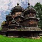Виставка фотографії Сергія Тиса «Перлини дерев'яної сакральної архітектури»