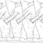 Виставка карикатур Влодка Костирка «Шпильки»