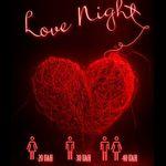 Афіша Вечірка «Love Night»