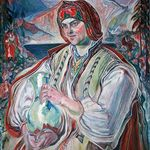 Афіша Виставка «Образ жінки у творчості Олекси Новаківського»