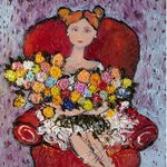Афіша Виставка живопису Наталії Павлюк «Ліричні відступи»