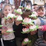Дитяче тематичне заняття «Квітковий сад»