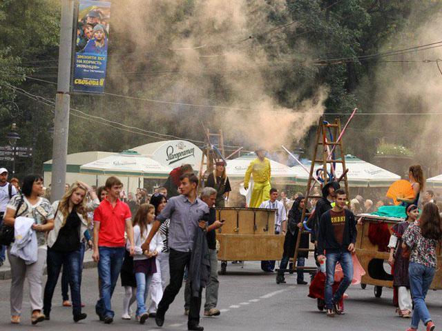 Фестиваль Золотий лев