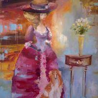 Виставка живопису Ілони Муравйової